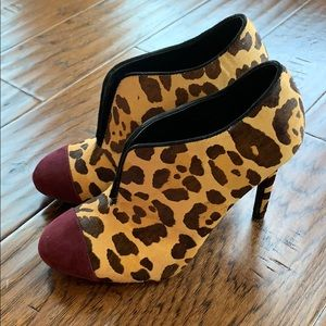Jessica Simpson 4-inch Saturn2 suede booties